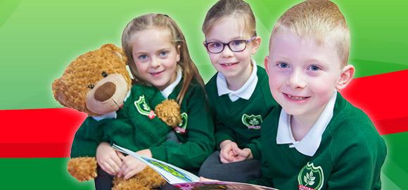Ashgrove Primary School, Newtownabbey, Co  Antrim, Northern
